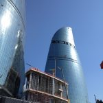 Azerbaycan, Flame Towers Dis cephe sonrasi