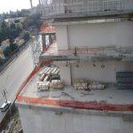Azerbaycan,Flame Towers Dis Cephe Oncesi