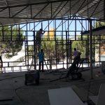 Turkiye, Izmir RTS Beton Idari Bina Once
