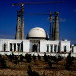 Turkmenistan, Dasoguz Cami, 12mm Once